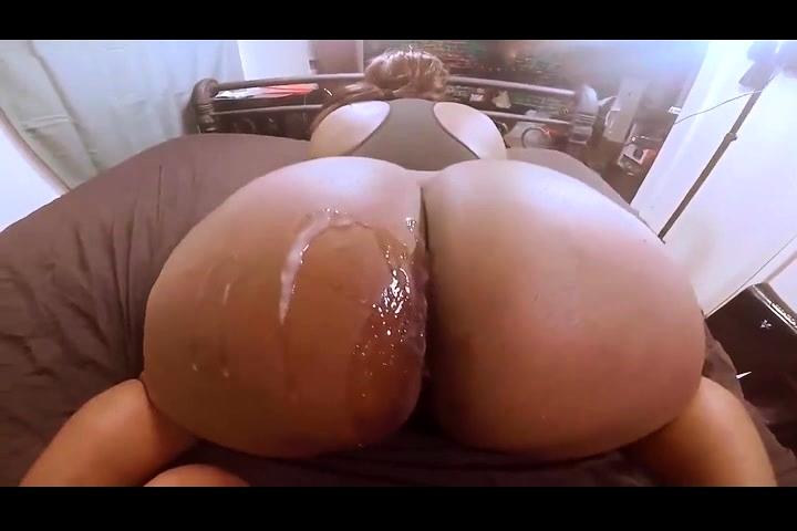Big Booty Creamy Masturbation