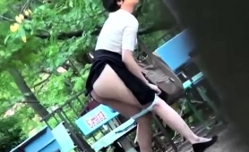 naughty-japanese-babes-expose-their-hairy-snatches-outside