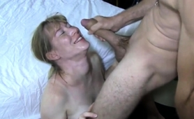 buxom-mature-wife-worships-a-big-cock-and-gets-facialized
