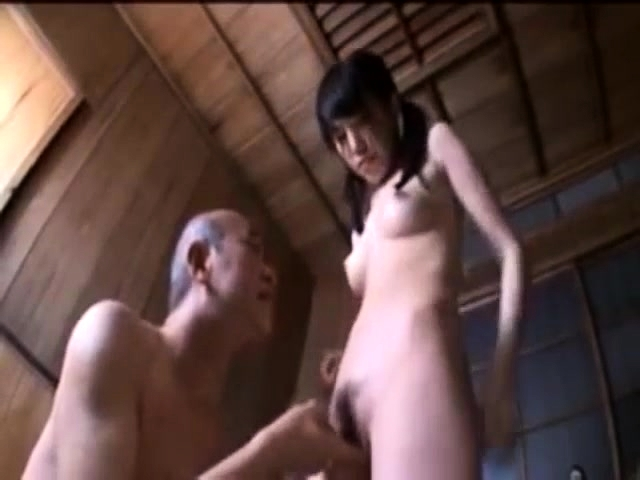 Old Man Seduces Teen Girl